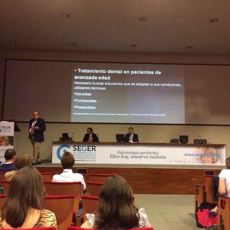 XIV Congreso de la Sociedad Española de Gerodontología