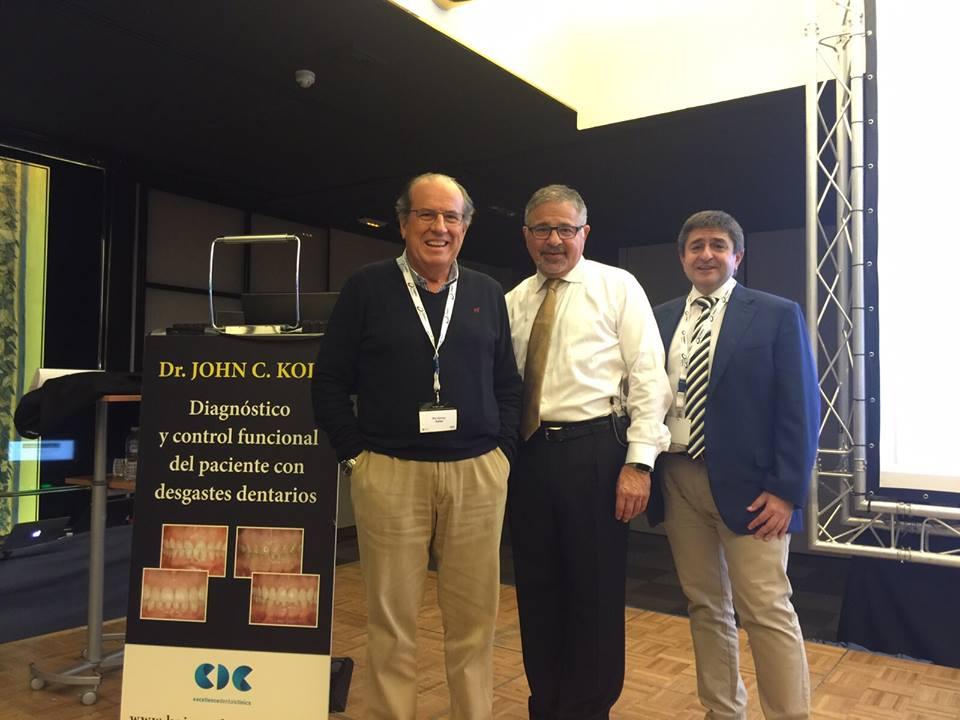 Curso Dr. John C. Kois
