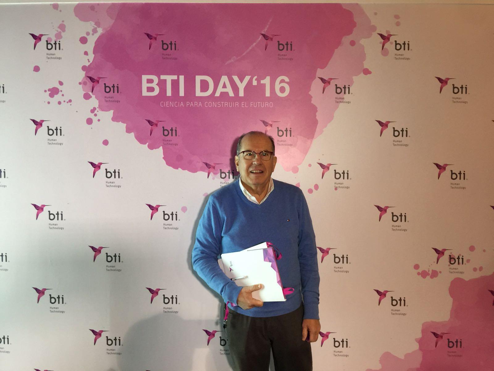 BTI Day 2016 España