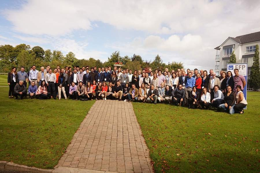 7º Simposio Postgrado EFP (Federación Europea de Periodoncia)