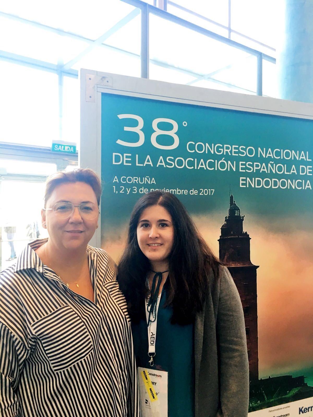 CONGRESO NACIONAL ASOCIACION ESPAÑOLA ENDODONCIA