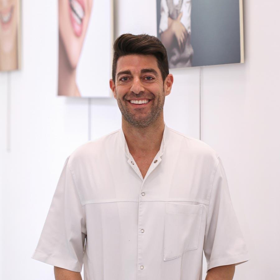 Pablo Berenguer, técnico auxiliar