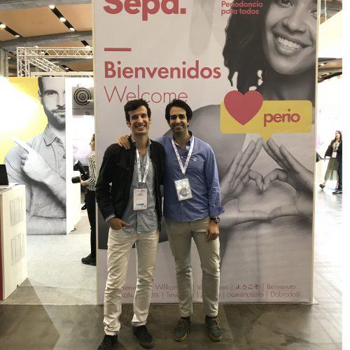 El doctor Rafael Pla, en SEPA '19 (Valencia)