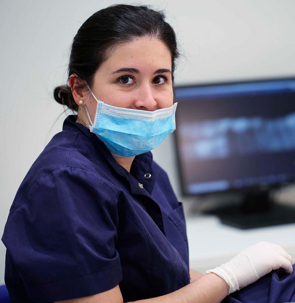 Auxiliar endodoncia