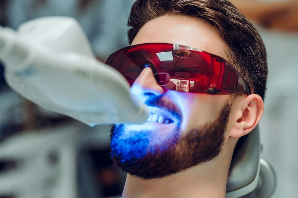 Blanqueamiento dental, Clínica en Albacete