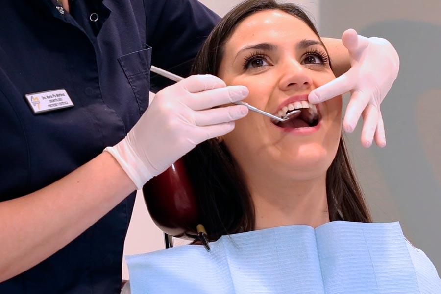 Blanqueamiento dental en Clínica Rafael Pla