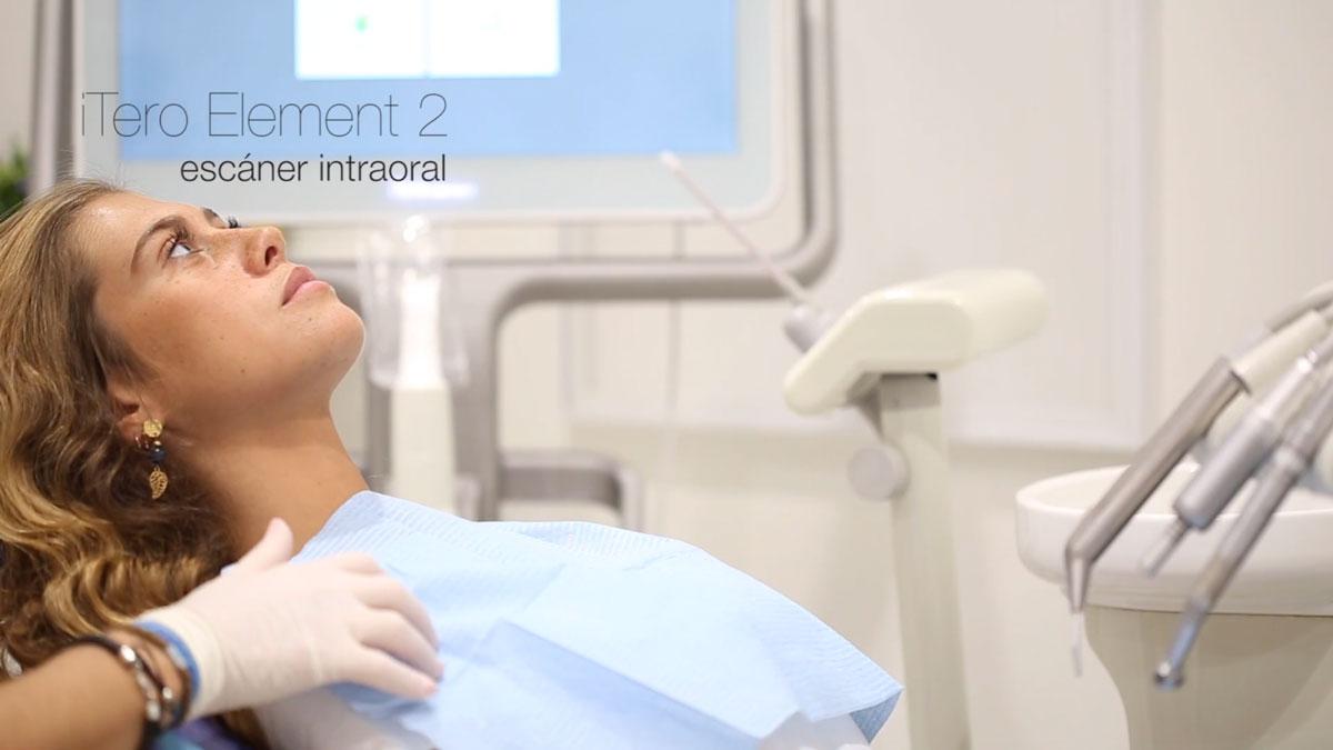 iTero Element 2, escáner intraoral