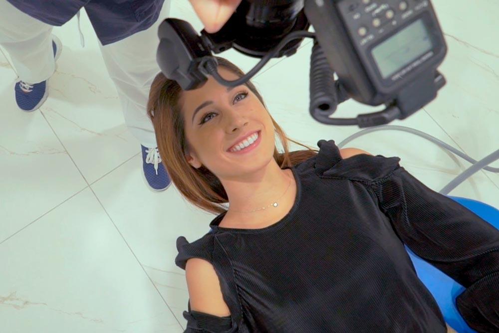 Resultado final de estética dental, Clínica dental en Albacete