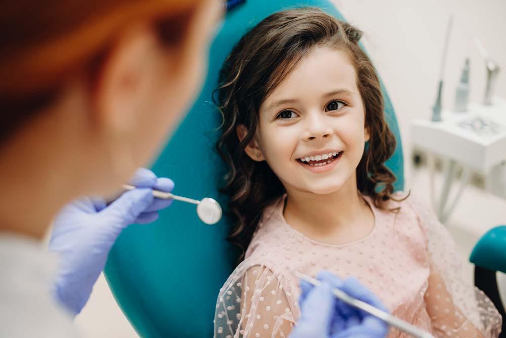 Primera visita al dentista, Odontopediatría en Albacete