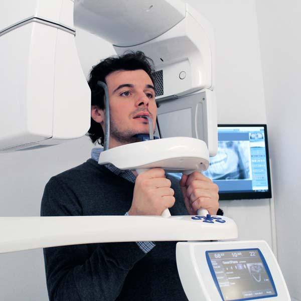 Tecnología Planmeca Prox para diagnóstico