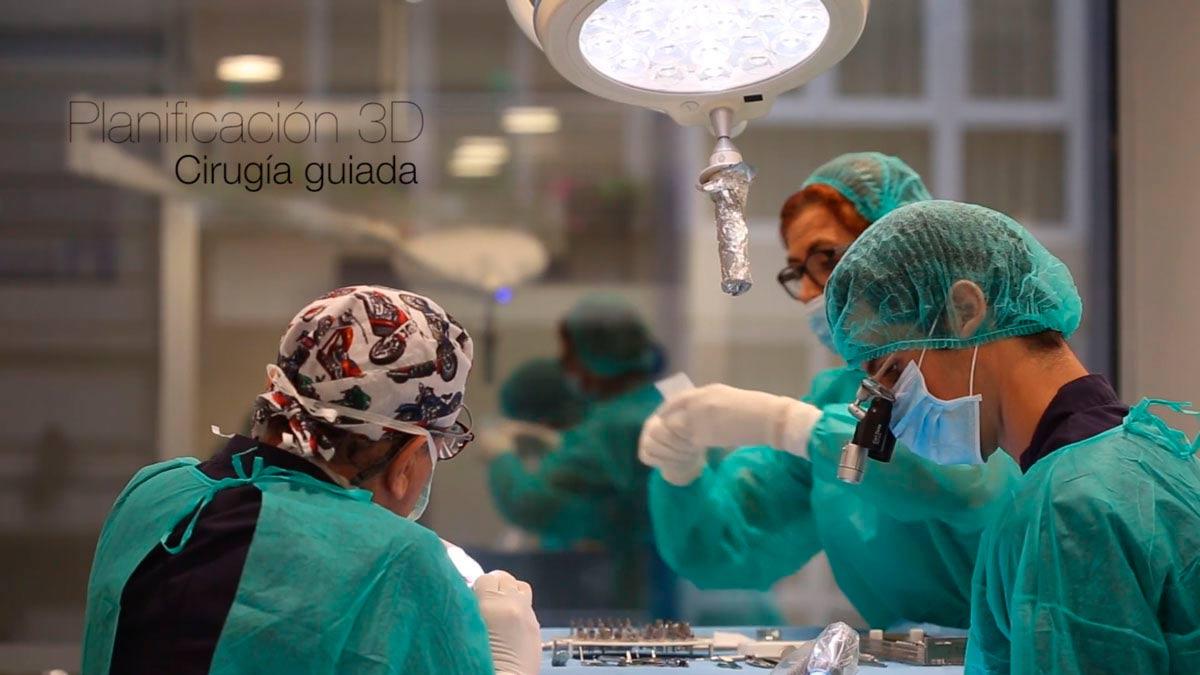 Cirugía guiada