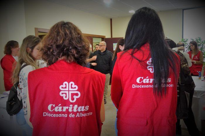 Donativo Caritas Diocesana Albacete