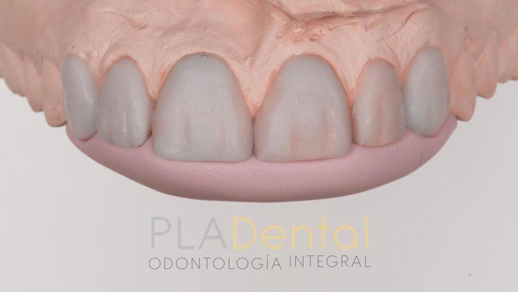Mockup de prueba de odontología integral